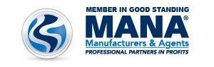 Member of the Manufacturer's Agents National Association